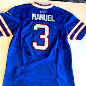 EJ Manual Buffalo Bulls Jersey